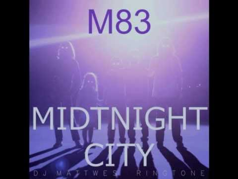 M83 MIDNIGHT SONNERIE CITY TÉLÉCHARGER