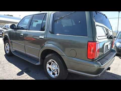 2001 lincoln navigator reliable auto sales las vegas nv 89104 youtube. Black Bedroom Furniture Sets. Home Design Ideas