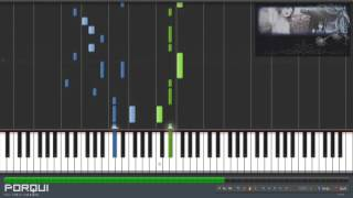 Gambar cover Sword Art Online Ending 2 - Overfly (Synthesia)