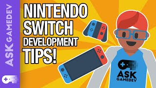 5 Tips on How to Develop Indie Games for Nintendo Switch