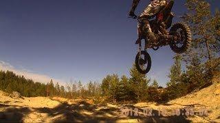 Pit Bike 125cc Jumps / Fun!