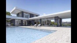 Espagne : Vente Villa moderne de luxe avec vue magnifique sur la mer et une situation privilégiée