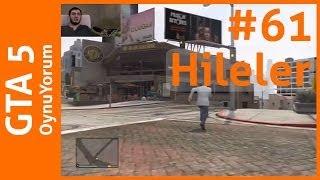 GTA 5 OynuYorum - 61. Bölüm: Hileler (Cheats)