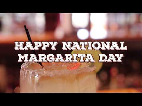 $3 Margaritas for National Margarita Day!