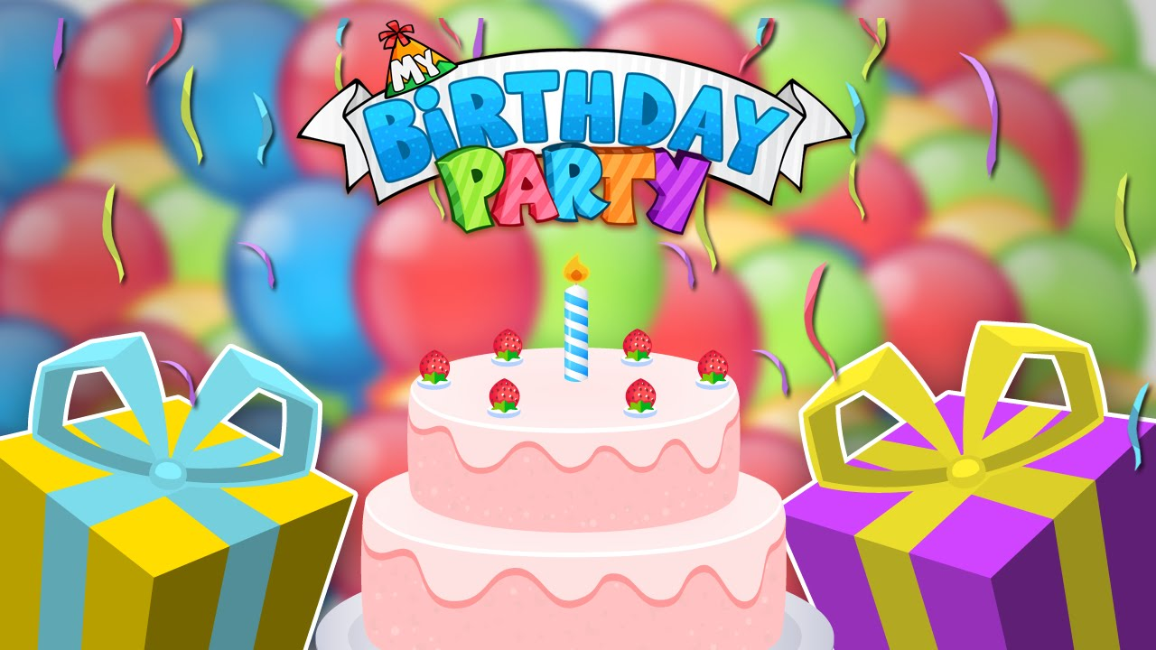 My personaly birthday party 5
