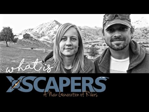 What Is Xscapers // Q&A for Full Time RV Living