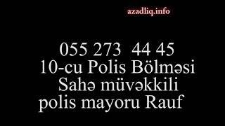 Günahkar kimdir- polis, vətəndaş yoxsa mobil operatorlar?