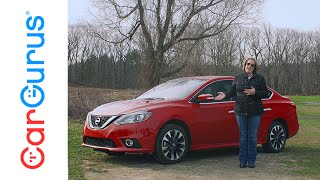 2016 Nissan Sentra | CarGurus Test Drive Review