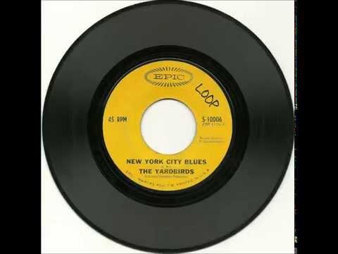 Yardbirds - New York City Blues 1966