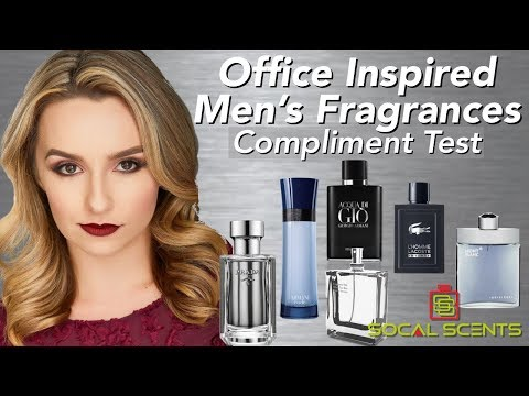 Office Inspired Fragrances | Compliment Test | SoCal Scents