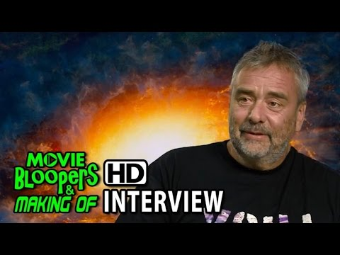 Lucy (2014) Luc Besson Interview