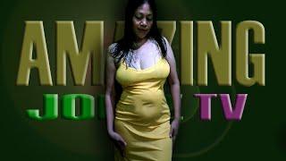 TANTEKU CANTIK PAKE BAJU KUNING, KARENA RAJIN MAKE UP MALAM | Joizz TV