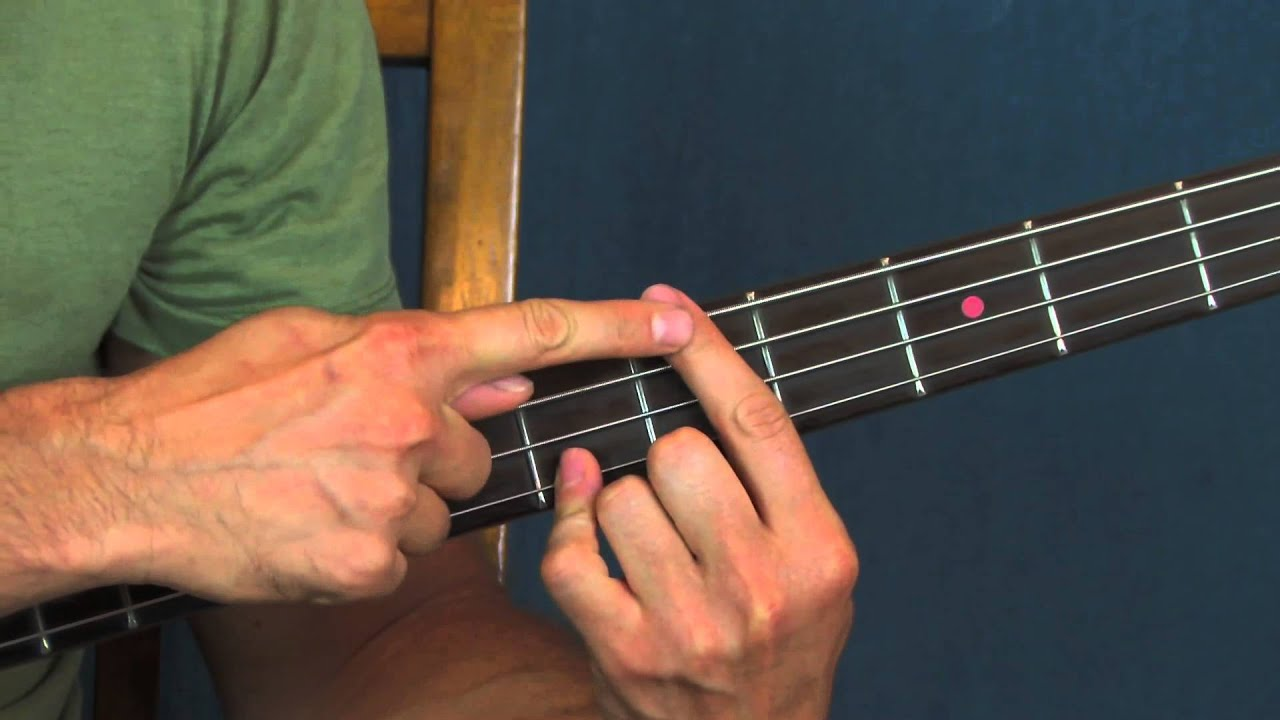Easy Bass Guitar Lesson Play Beautiful Chords Like Pinback Zach
