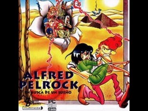 Alfred Pelrock: En Busca de un Sueño Intro - Español -