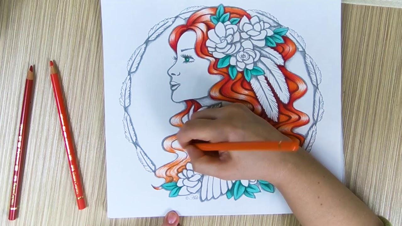 Cum coloram parul si alte trucuri pentru creioane colorate