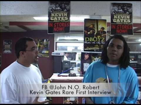 Kevin Gates sneak peek first Interview