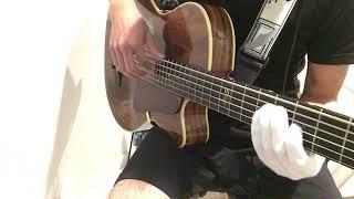 It's Sunny - TLC (bass practice)