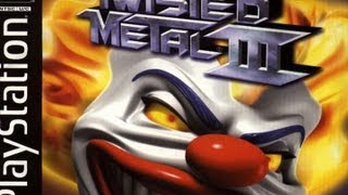 CGRundertow TWISTED METAL 3 for PlayStation Video Game Review