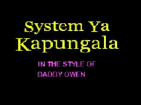Kapungala By Daddy Owen with Lyrics Cloudnine Sing Along Video
