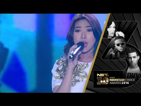 Isyana Sarasvati feat. Boy William - Kau Adalah on NET 3.0