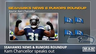Seahawks News & Rumors: Earl Thomas Holdout, Kam Chancellor Speaks Out, Rashaad Penny Update