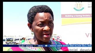 Bathabile Dlamini graces Grandparents