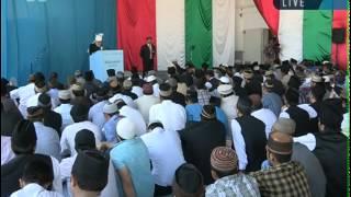 Urdu Khutba Juma 25-05-2012 - Islam Ahmadiyya