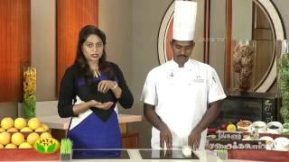 Creme Brulee & Fruit Dry Fill – Neengalum Samaikalam – Jaya Tv cookery Program