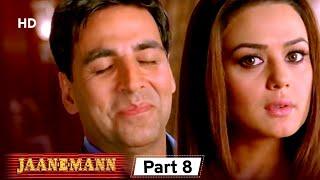 अक्षय कुमार ने किया प्रीती ज़िंटा को प्रपोज | Jaan-E-Mann - Phim Hài Phần 8 | Akshay kumar