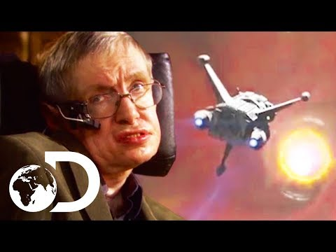 The World As Told By Stephen Hawking