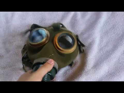 Gas Mask Guys: Best Budget Masks? Gp-5 facepiece vs Israeli Facepiece from YouTube · Duration:  3 minutes 49 seconds