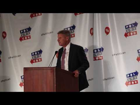 Libertarian Presidential Candidate Gary Johnson on Immigration