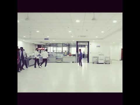 Robotic dance on bezubaan