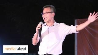 Tony Pua: Penswastaan Di Malaysia Telah Disalahgunakan Oleh Barisan Nasional