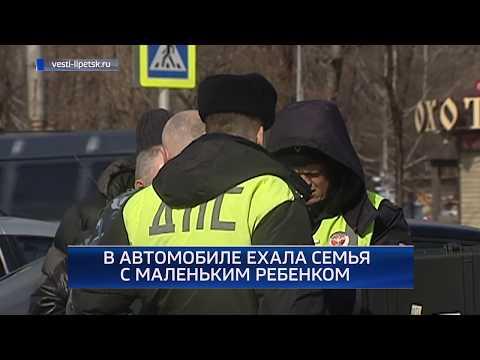 В ДТП на площади Петра Великого погиб 4-месячный ребенок