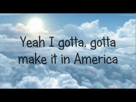 Make It In America - Victoria Justice (Lyrics) HD