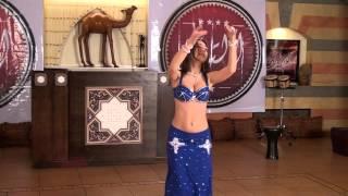 Azizah ( 3 ) In Eltet Dance Channel