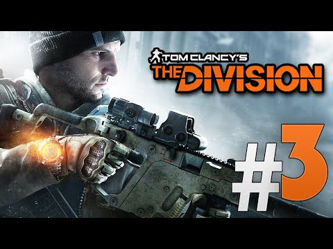 The Division Gameplay #3 | Lets Get The Tech Side Done