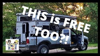 Camping In Iowa - 3 FŔEE Campgrounds Plus the BLOOPER Reel