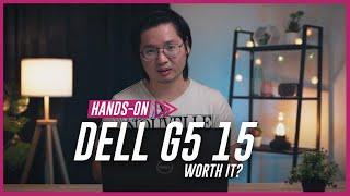 Dell G5 15 5500 Hands-On | Value for Money Gaming Laptop?