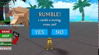 ROBLOX Boxing Simulator 2 2018 PVP MODE