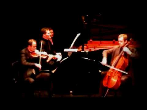 "Monument Piano Trio: Haydn Piano Trio in G, Hob: 25 ""Gypsy""  Mov. 1"