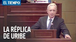 La réplica de Uribe sobre los 'falsos positivos'