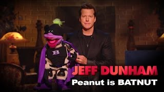 """Peanut is BATNUT"" 