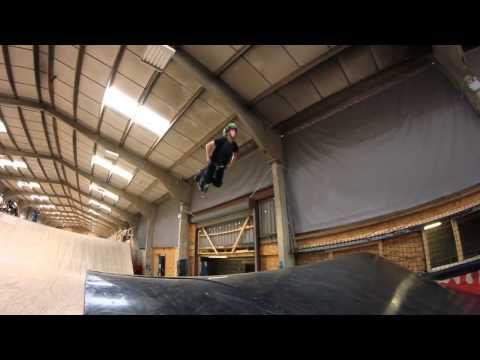 Jamie Hull - DOUBLE BACKFLIP TAILWHIP