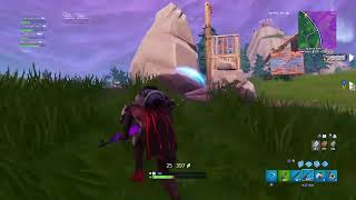 Playing with the new skin of ( FORTNITE ) elnecio 99