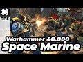 Warhammer 40.000: Space Marine - Gameplay PT-BR