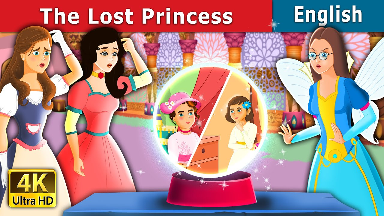 Download The Lost Princess Story in English   Stories for Teenagers   English Fairy Tales