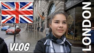 A Day in London | Grace's Vlog