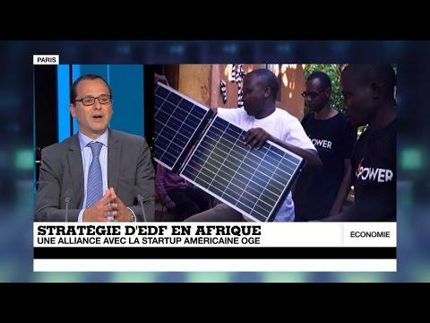 EDF lance des kits solaires à bas coût en Côte d'Ivoire